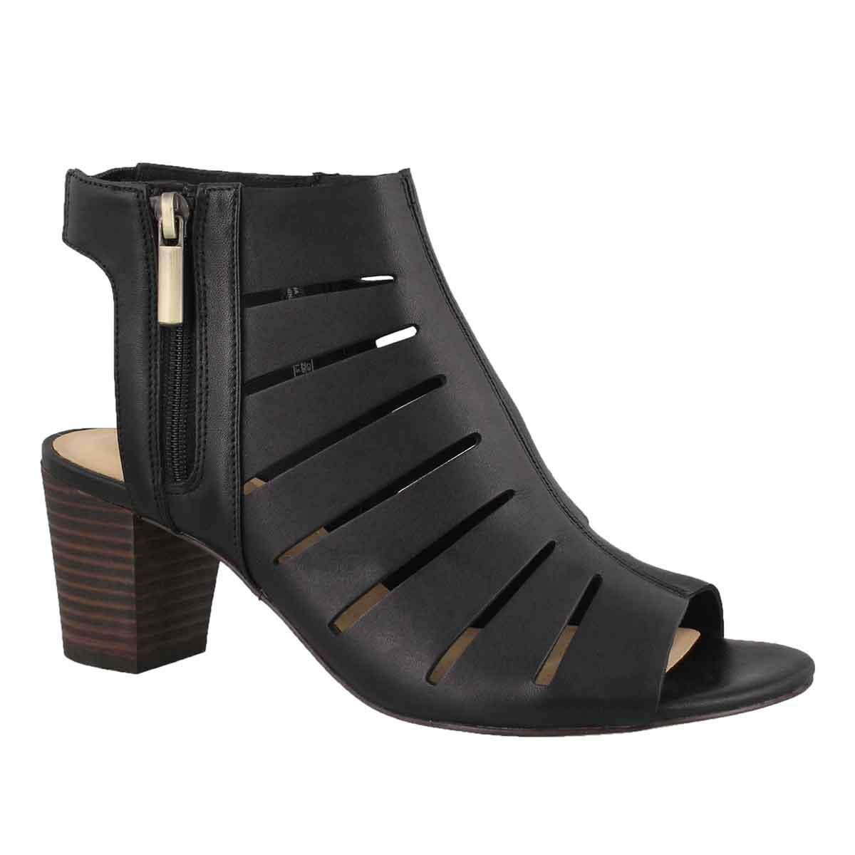 Women's DELORIA IVY black dress sandal