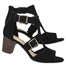 Lds Deloria Kay black dress sandal