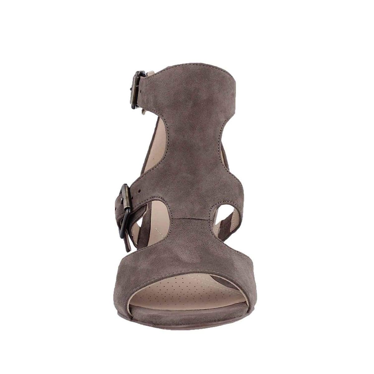 Lds Deloria Kay olive dress sandal