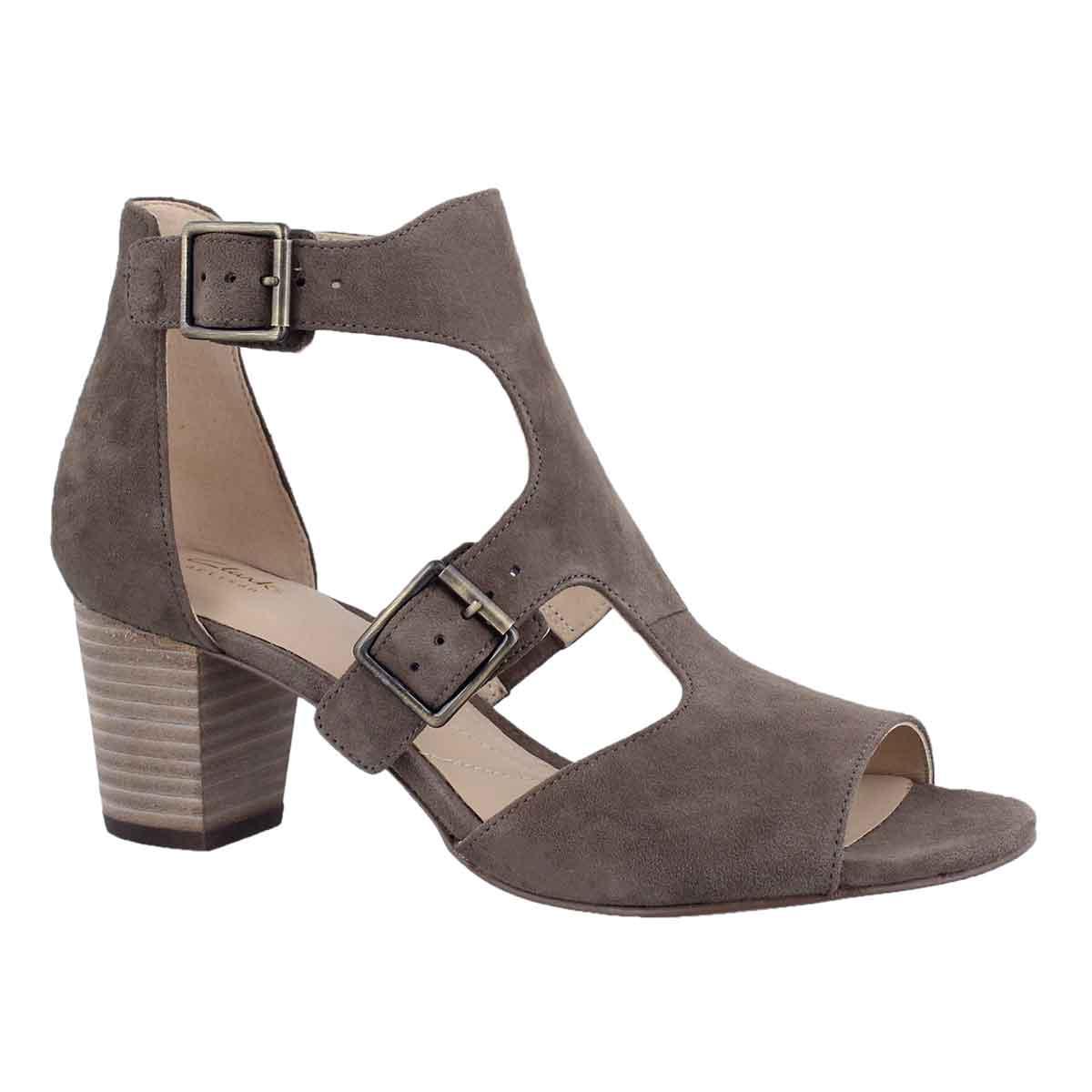 Women's DELORIA KAY olive dress sandal