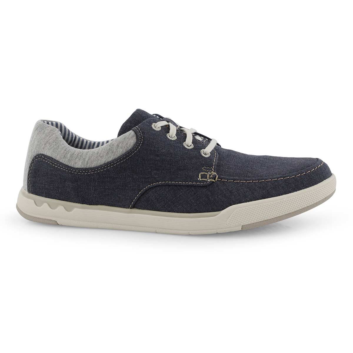 Mns Step Isle Lace nvy casual shoe