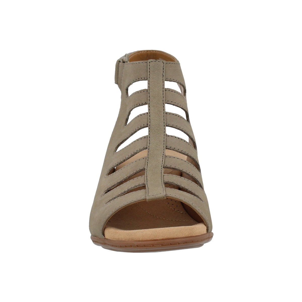 Lds Valarie Shelly sage dress sandal