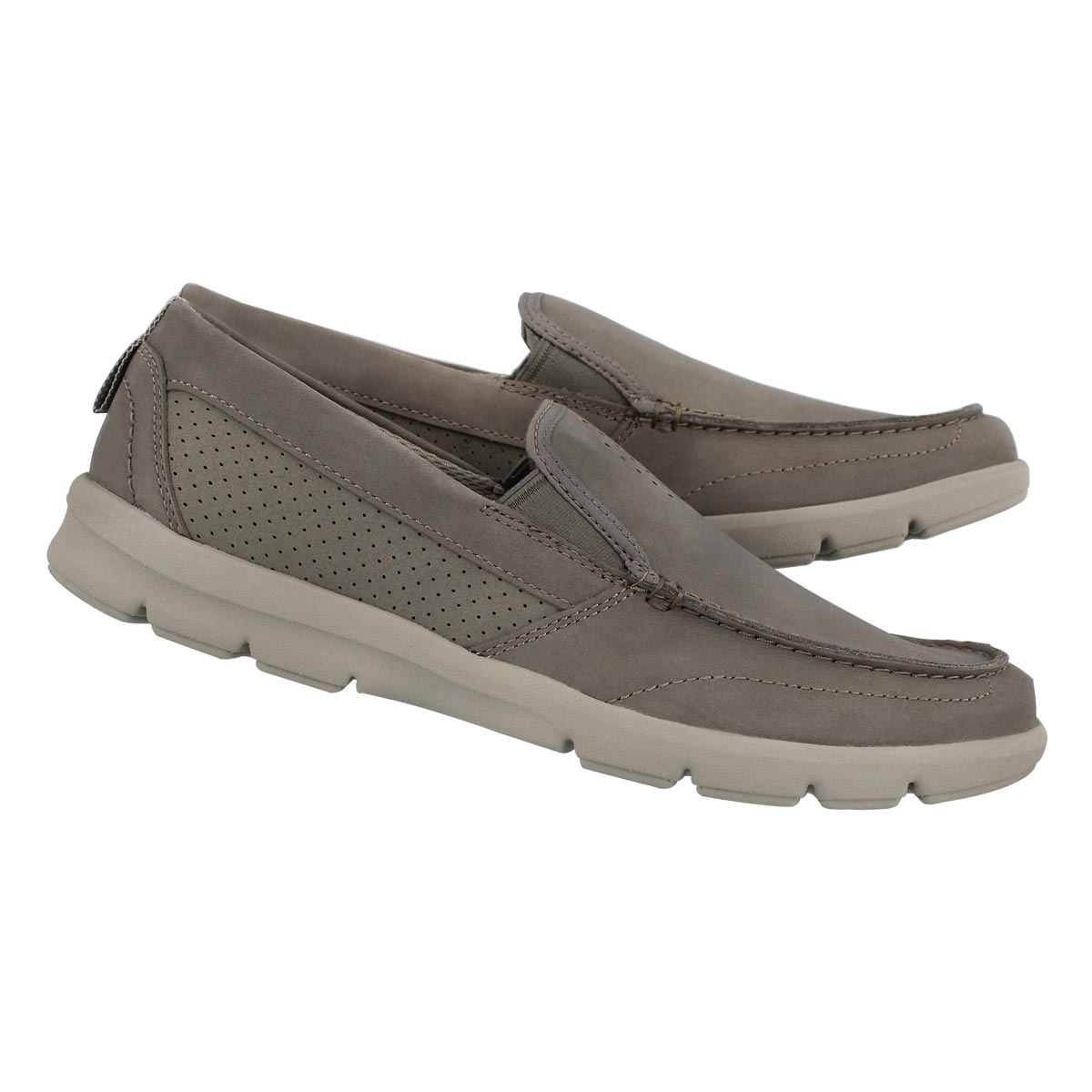 Mns Jarwin Race sage casual slip on shoe