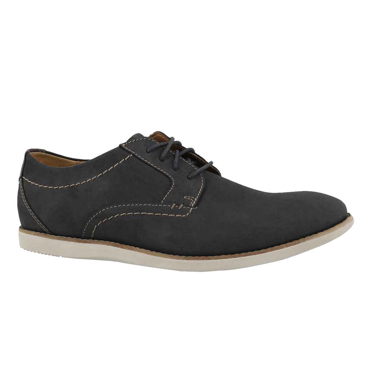 Men's RAHARTO PLAIN blue dress oxfords