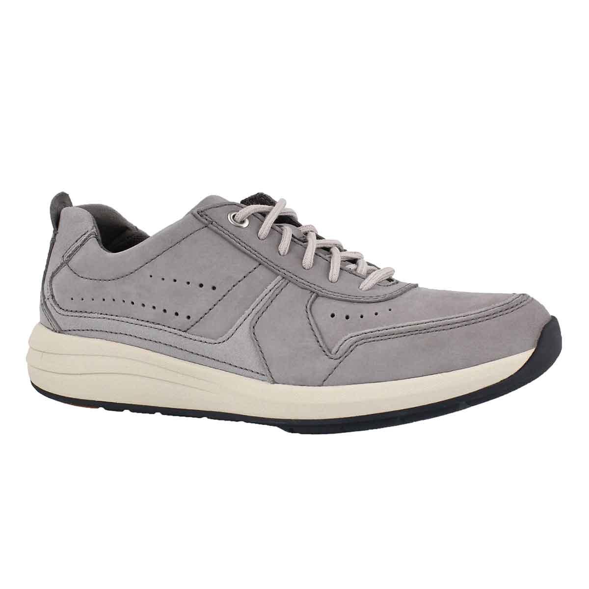 Men's UN COAST FORM grey sneakers