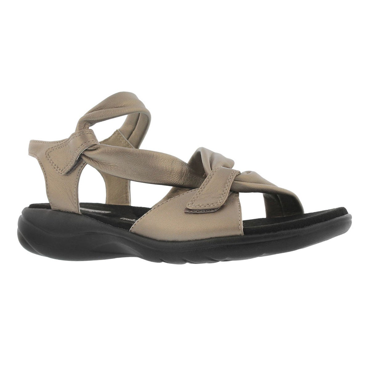 Women's SAYLIE MOON pewter casual sandal