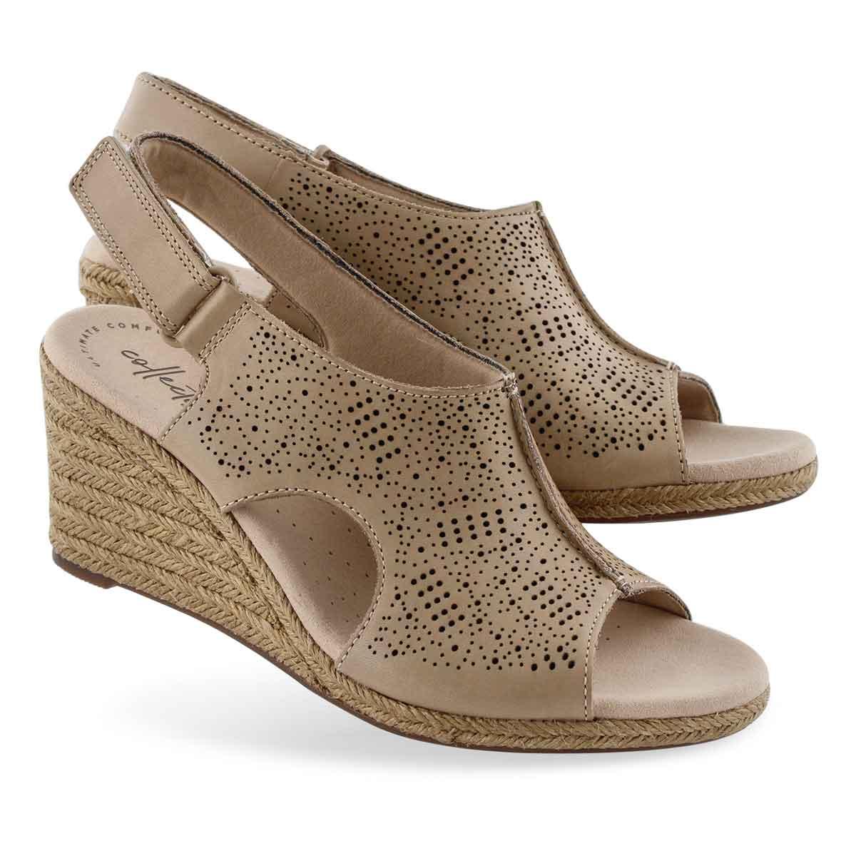 Lds Lafley Rosen sand wedge sandal