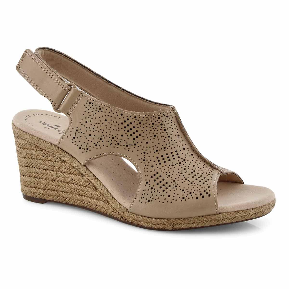 c43bfefacc0 Women's LAFLEY ROSEN sand wedge sandals