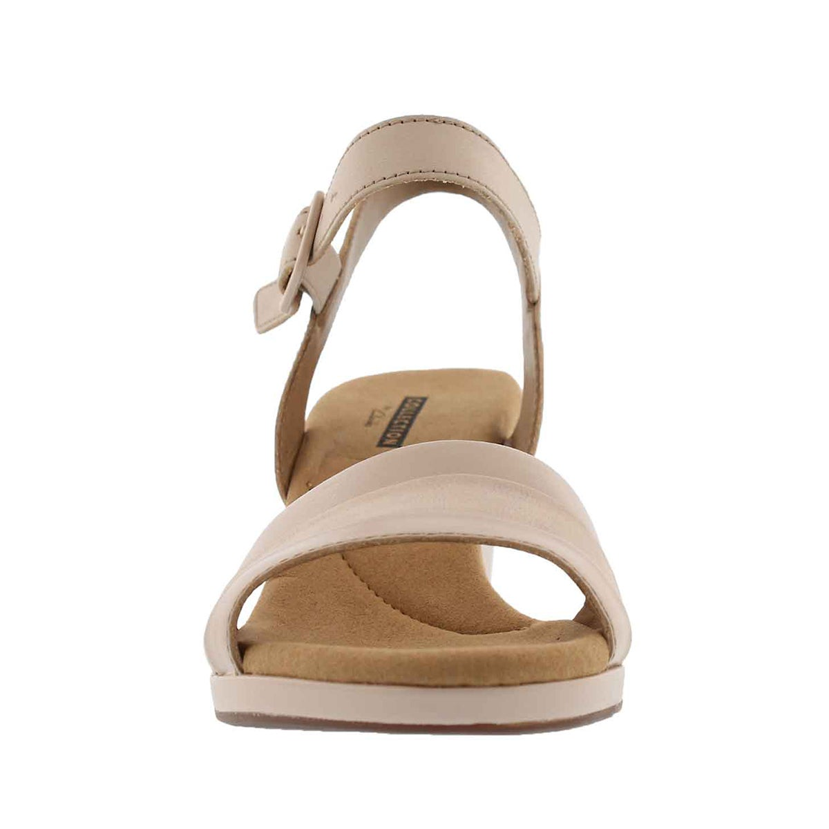 Lds Lafely Aletha dusty pnk wedge sandal