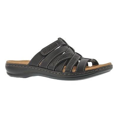 Lds Valarie Shelly black dress sandal