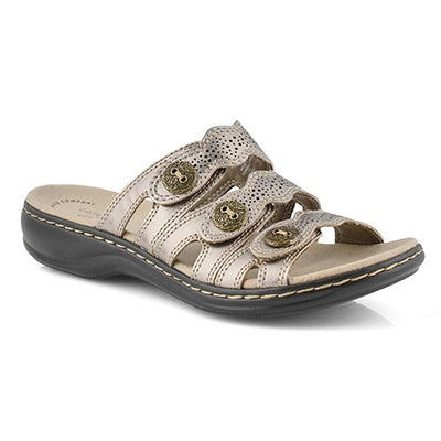 Lds Leisa Grace pwtr casual slide sandal