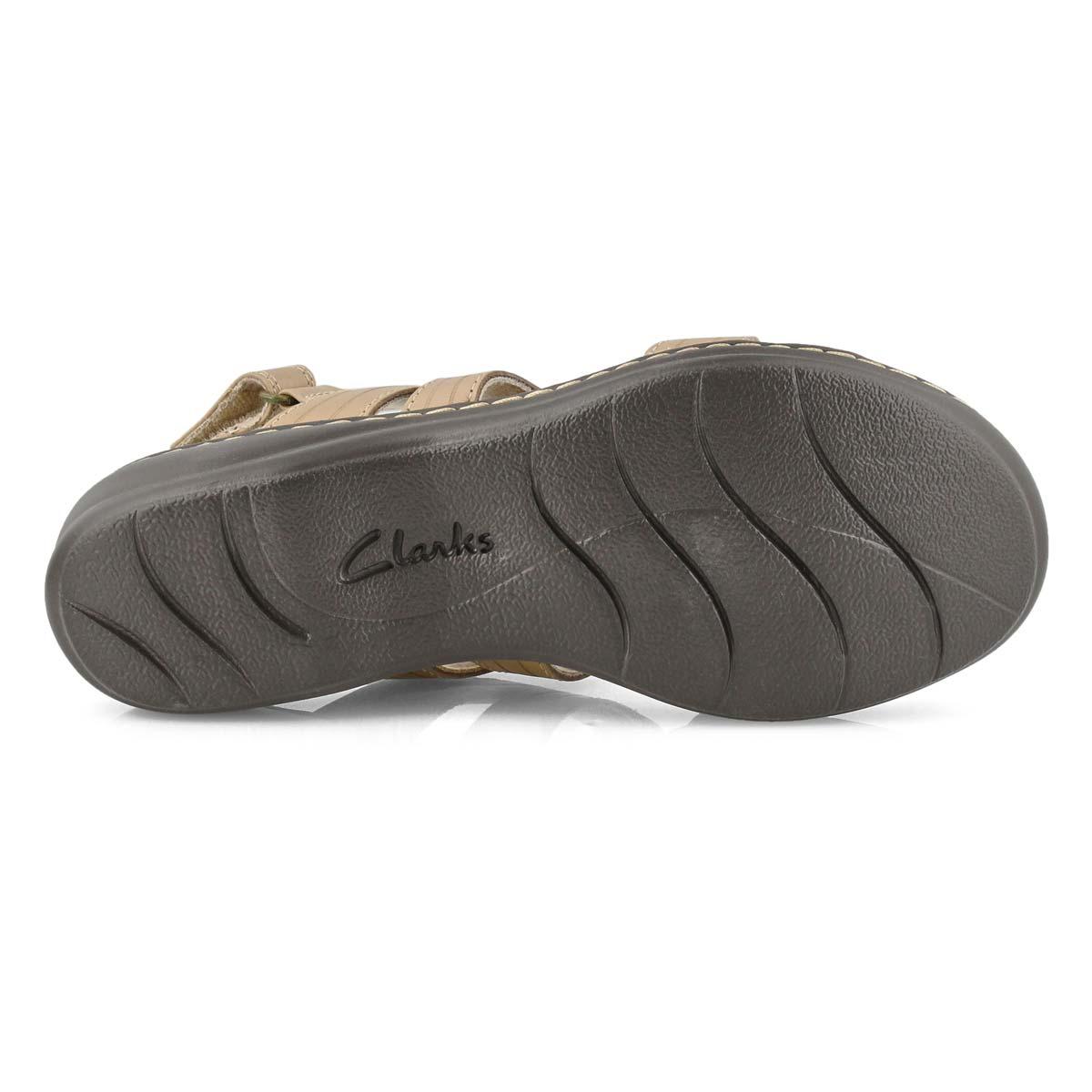 Sandale déc. Leisa Vine, sable, femme