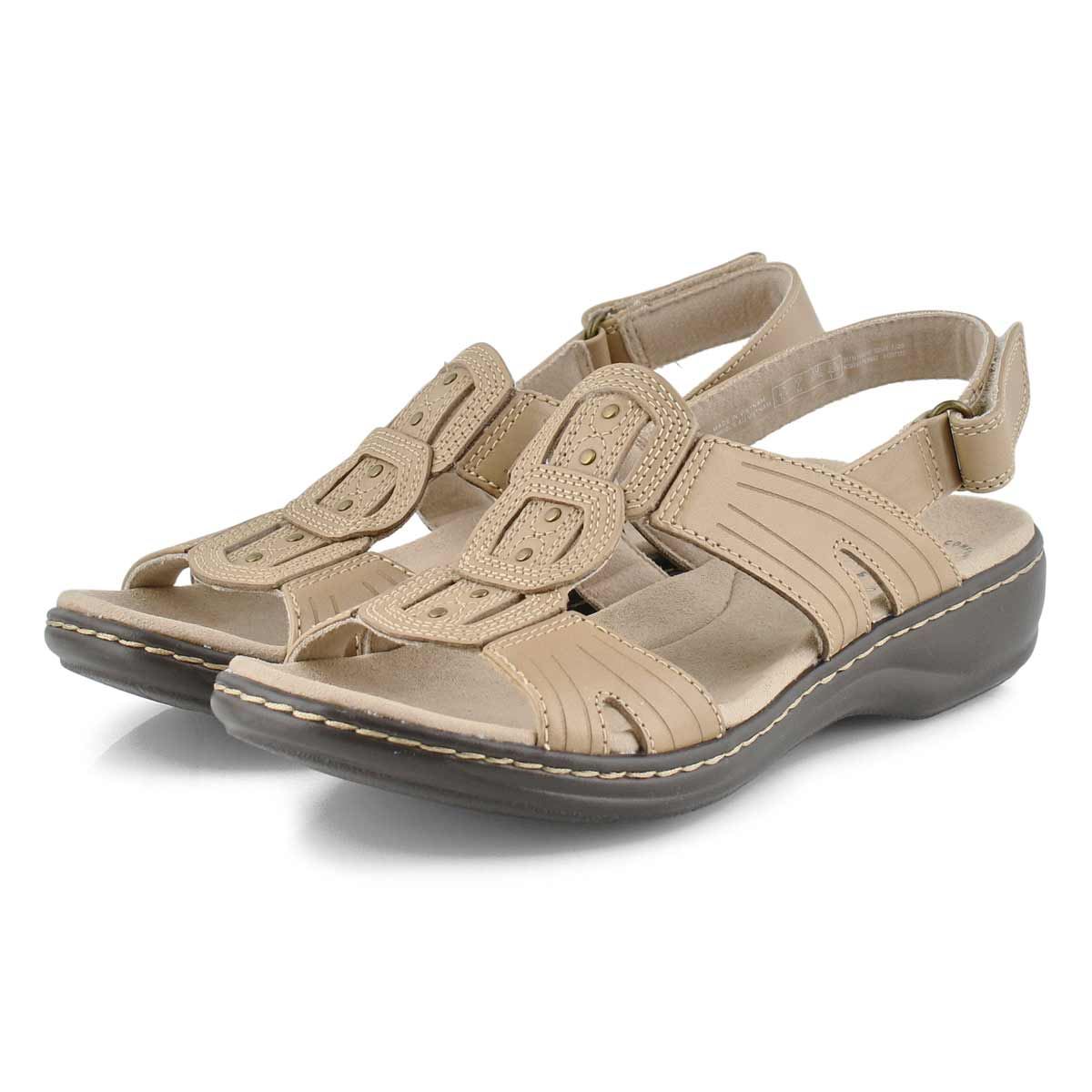 Lds Leisa Vine sand casual sandal