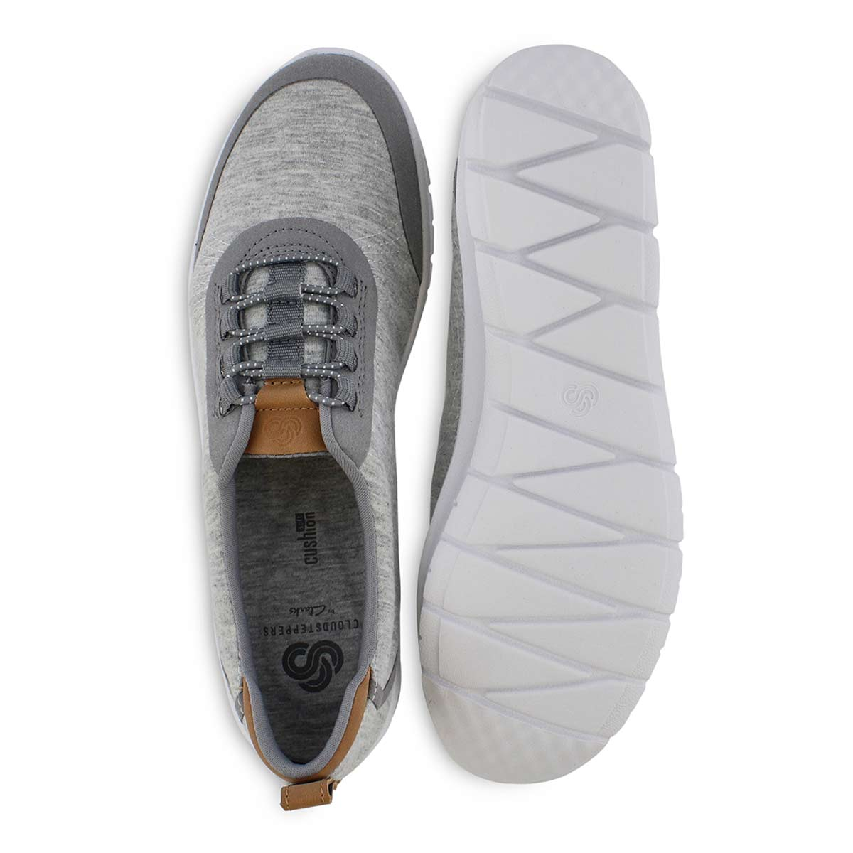 Lds Step Allena Bay grey casual shoe