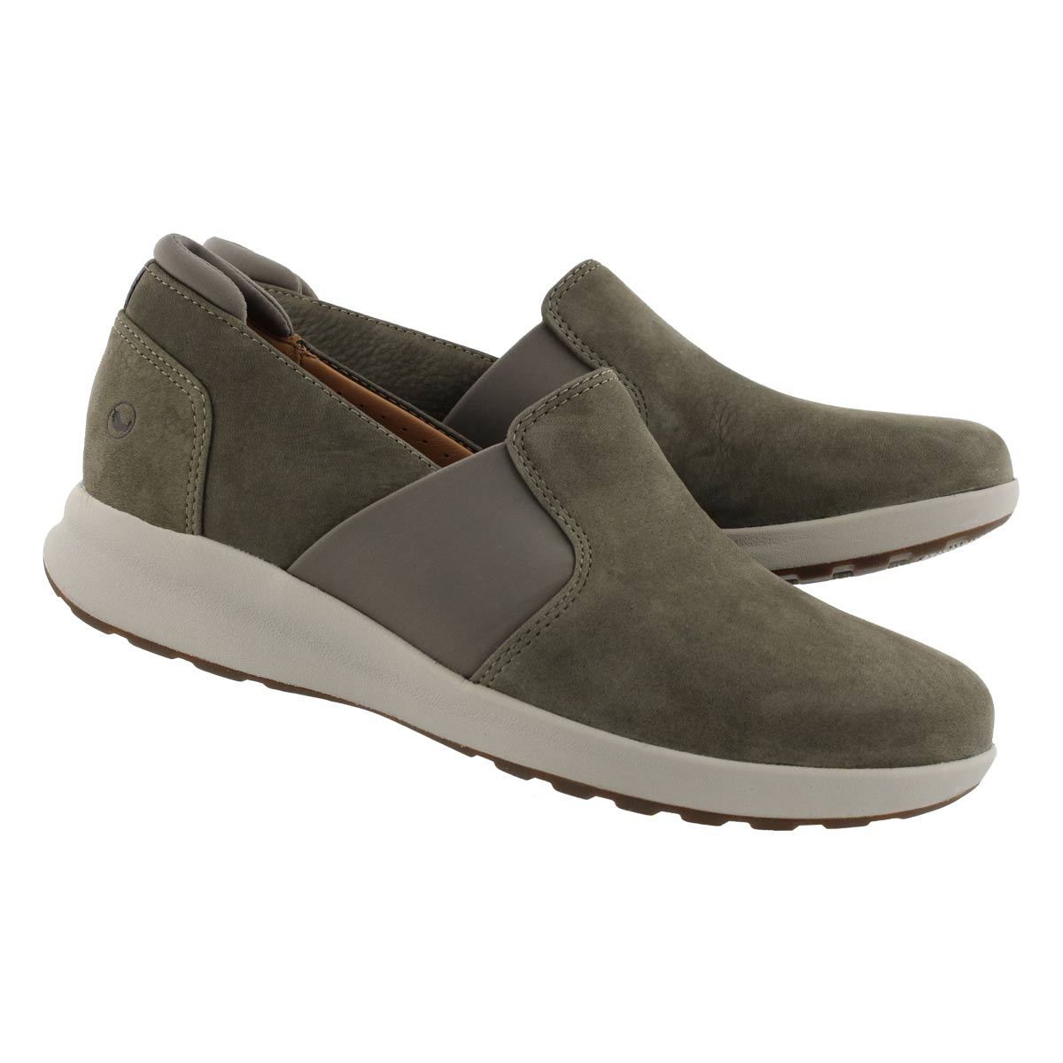 Lds Un Adorn Step taupe slip on