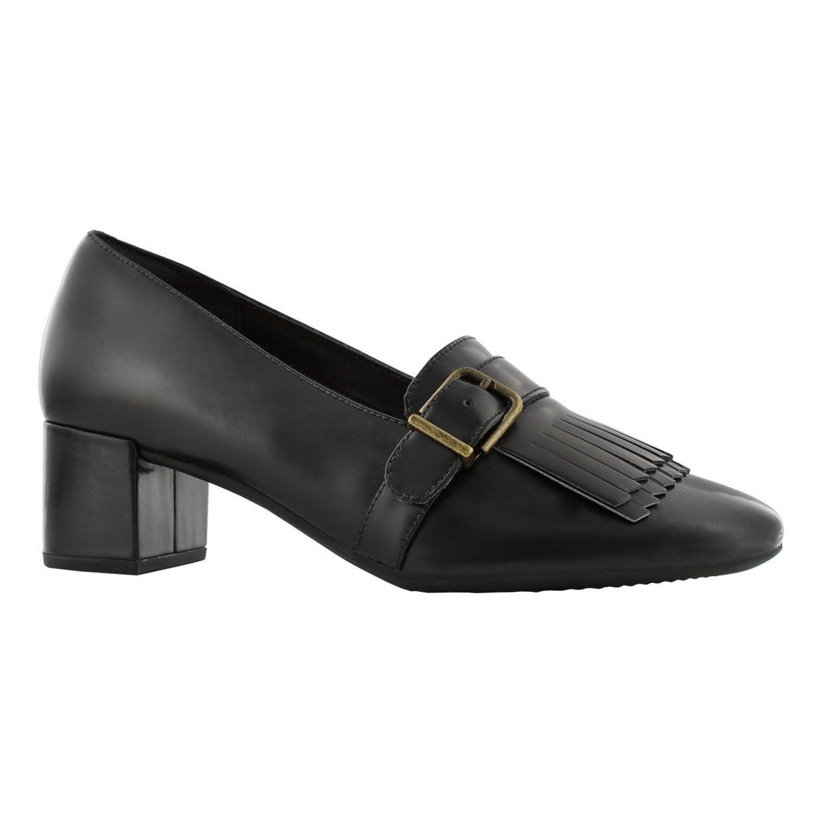 Lds Tealia Maye black dress heel