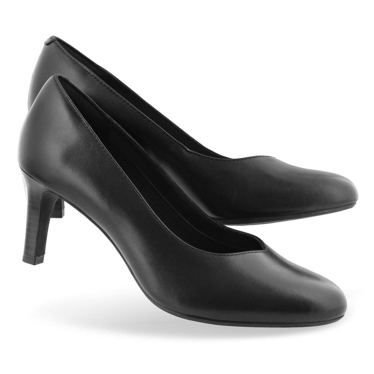 Lds Dancer Nolin black dress heel