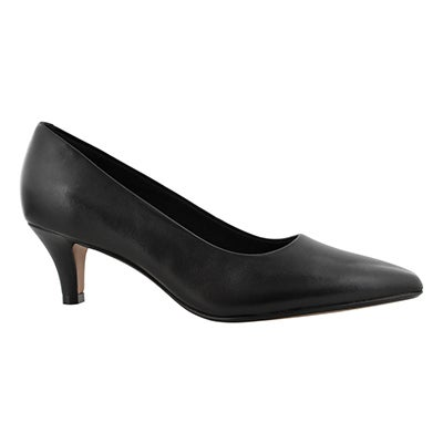 Lds Linvale Jerica black dress heel