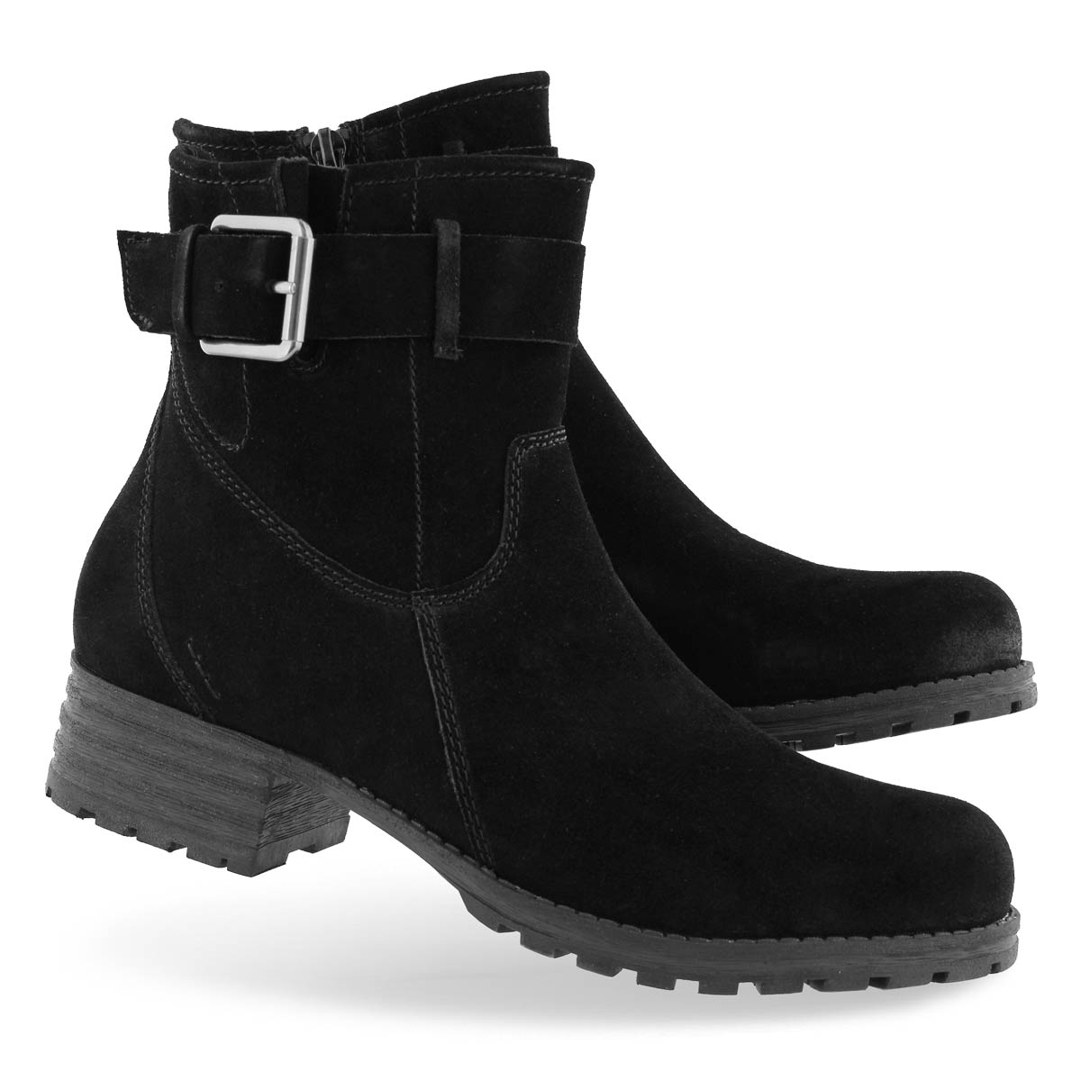 Lds Marana Amber black ankle boot