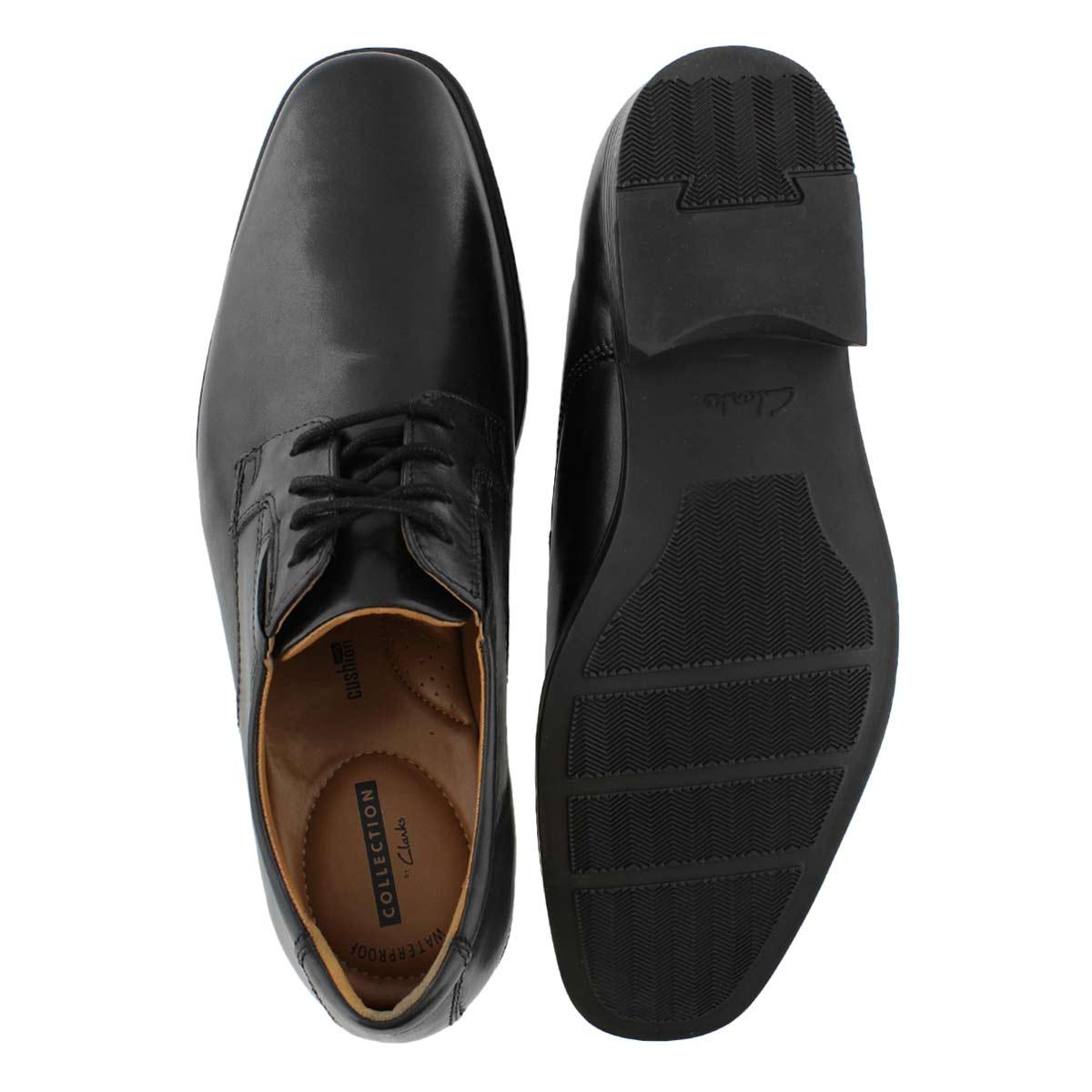 Mns Tilden Plain II WP blk wtpf dress ox