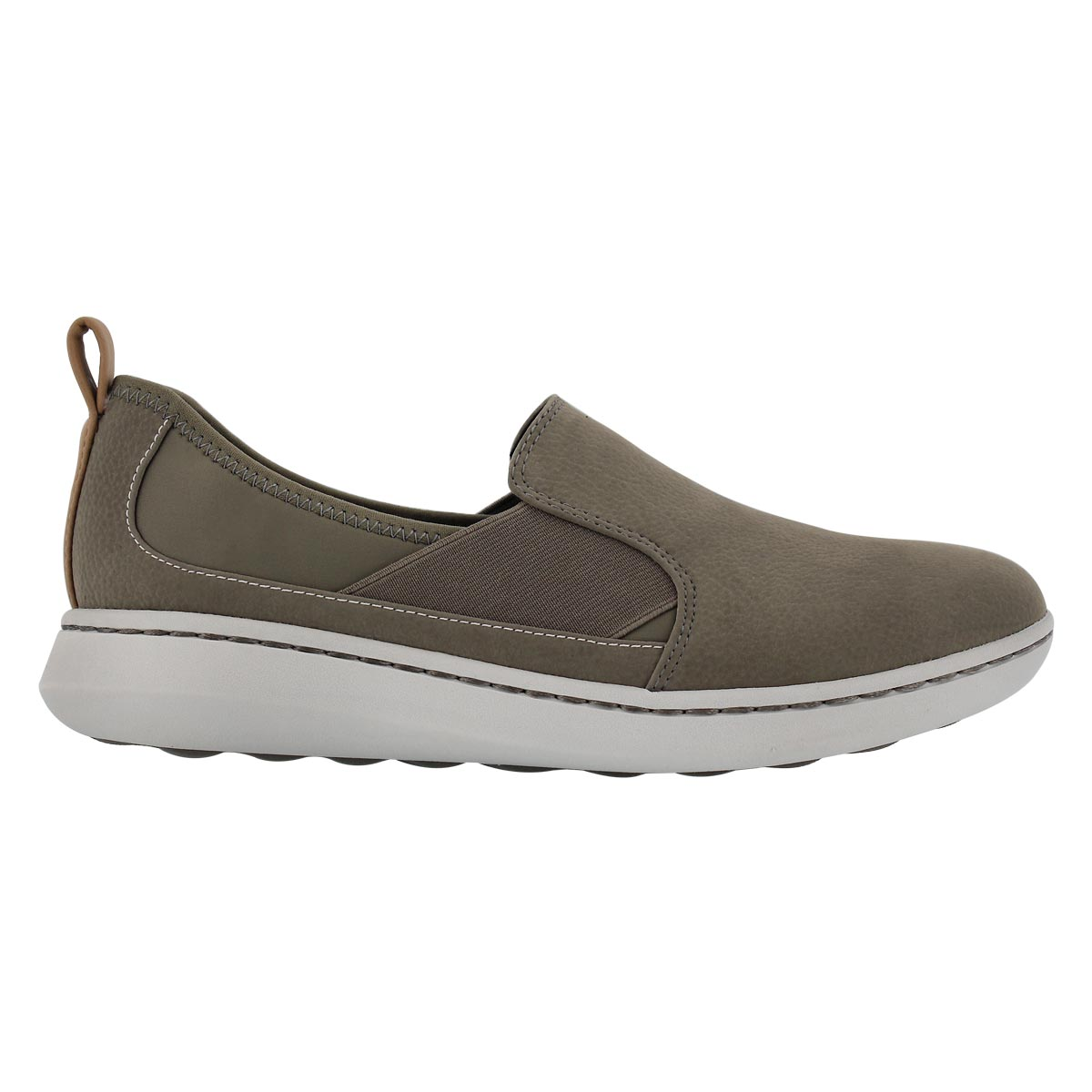 Lds Step Move Jump sage slip on shoe