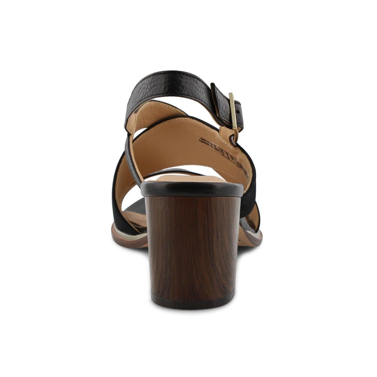 Lds Ellis Tilda black dress sandal
