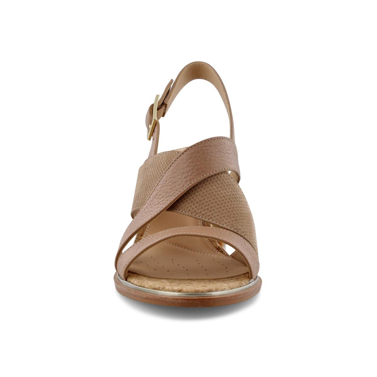 79c0ecafa7e Clarks Women s ELLIS TILDA nude dress sandal