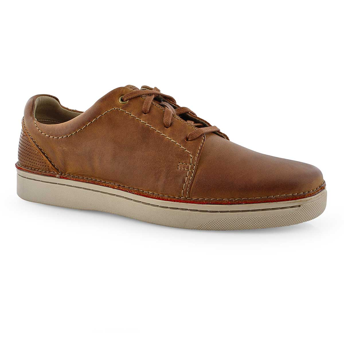 Mns Kitna Stride tan casual lace up