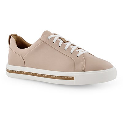 Lds Un Maui Lace blush casual oxford