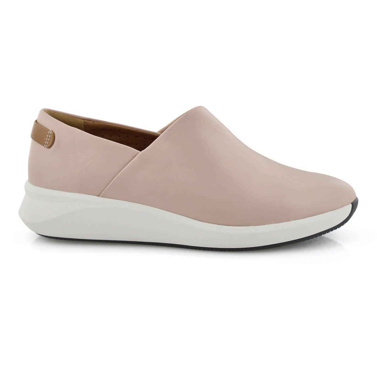 Lds Un Rio Rise nude casual shoe