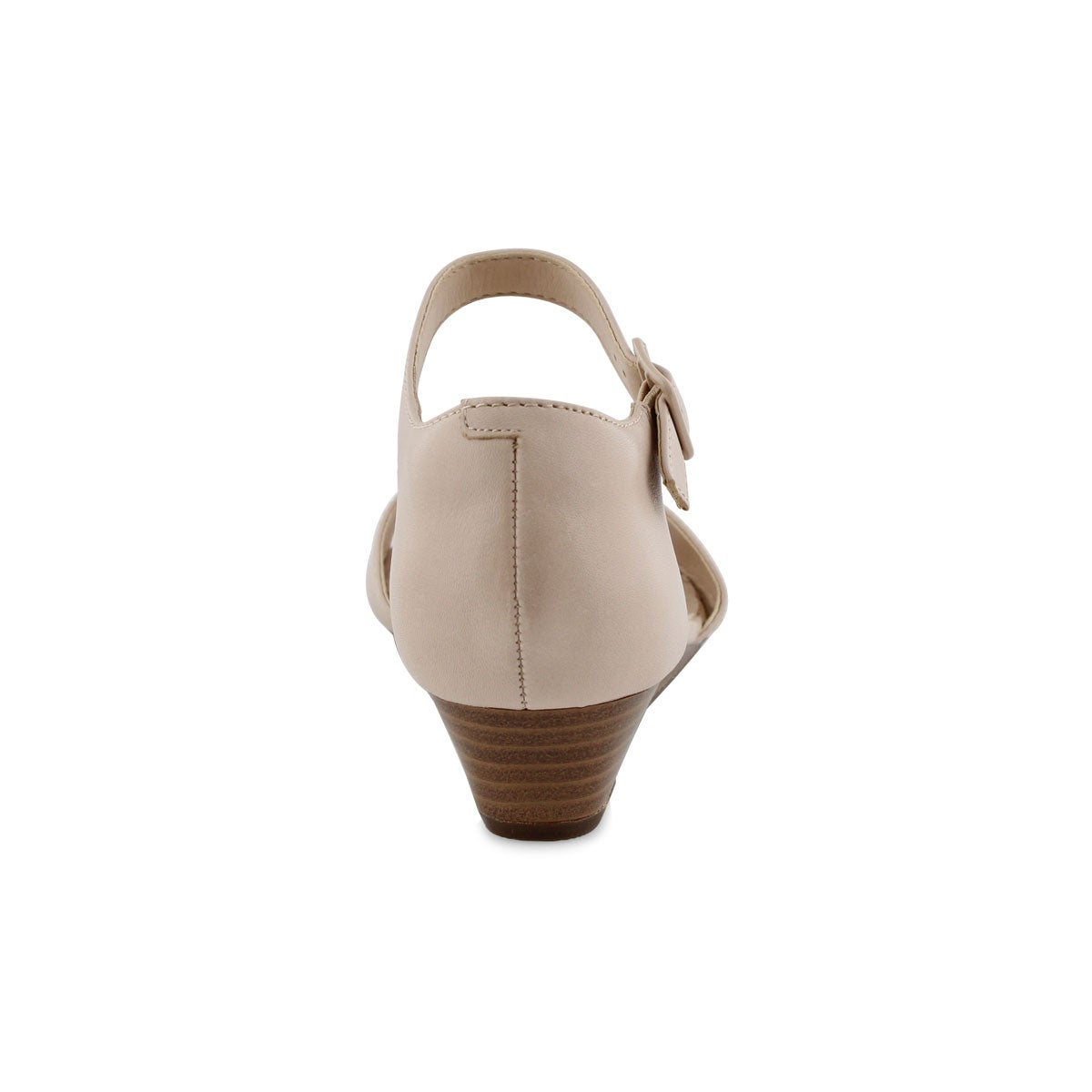 Lds Abigail Jane nude wedge sandal