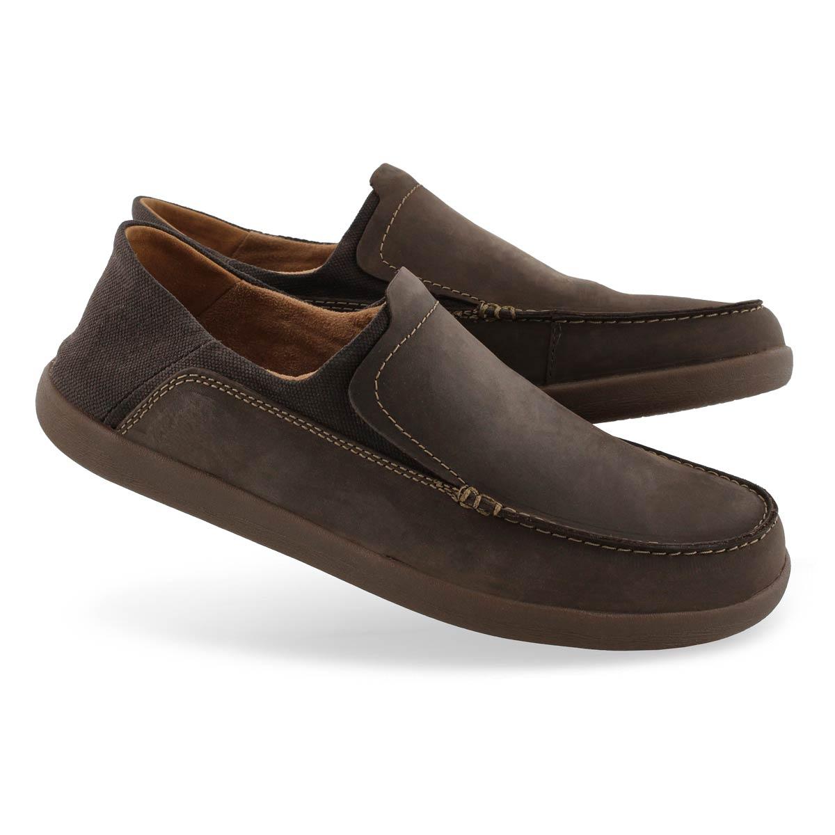 Mns Un Lisbon Lane brown casual shoe