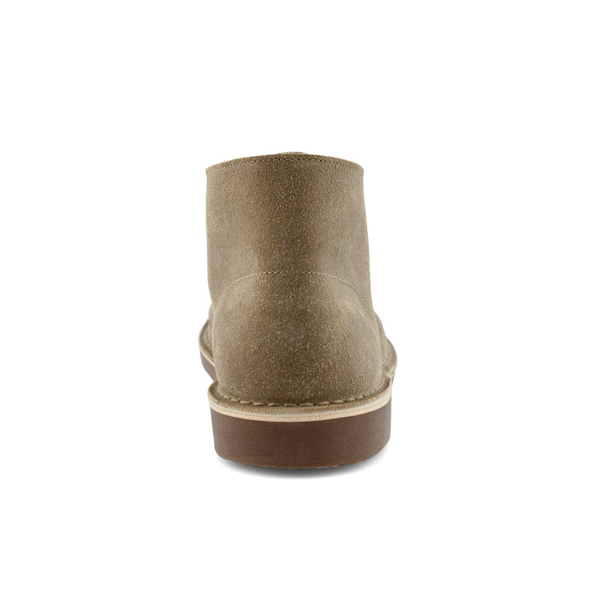 Mns Bushacre 2 taupe suede desert boot