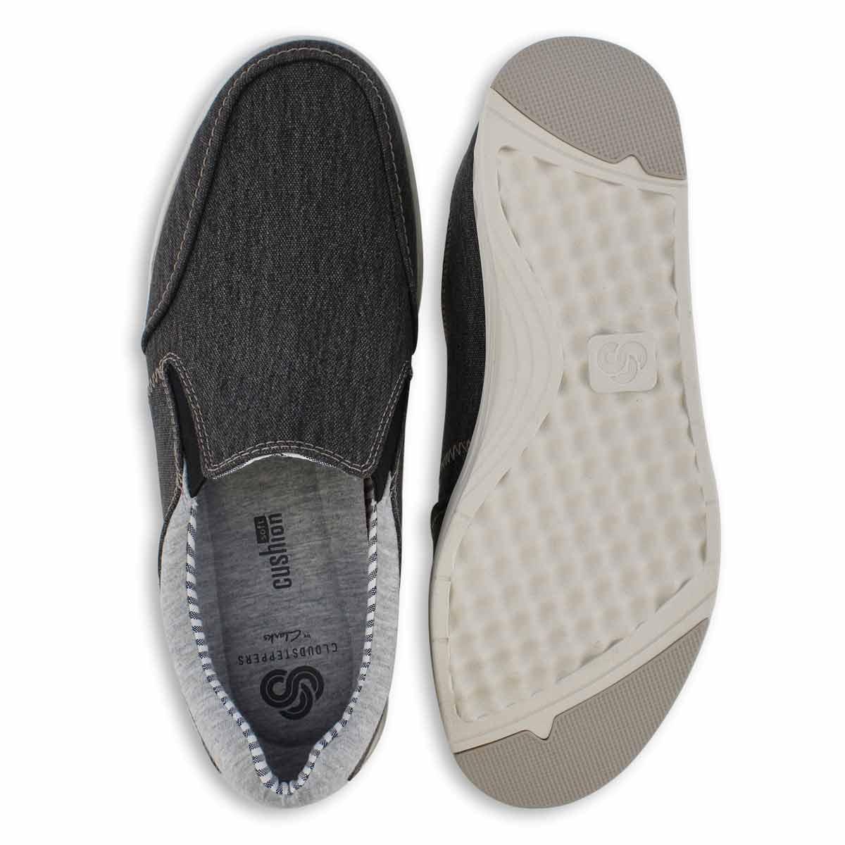 Clarks-Men-039-s-Step-Isle-Slip-Casual-Shoe thumbnail 11