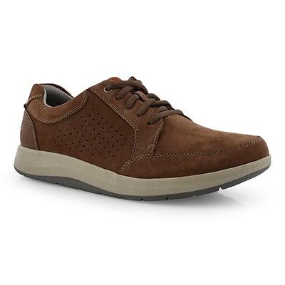 Mns Shoda Walk brown casual oxford
