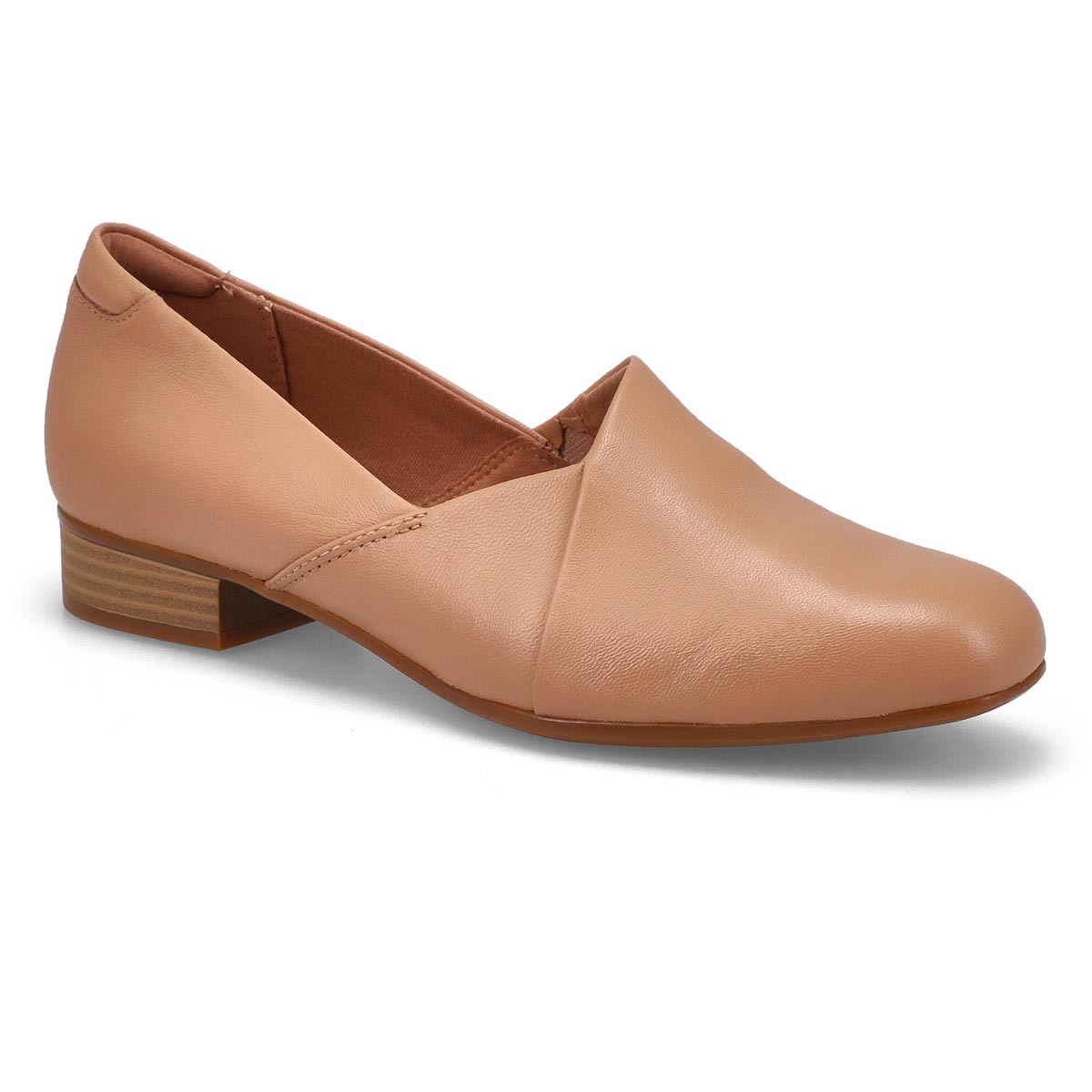 Lds Juliet Palm praline dress heel