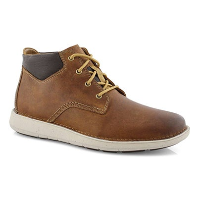 Mns UnLarvik Top tan lace up boot