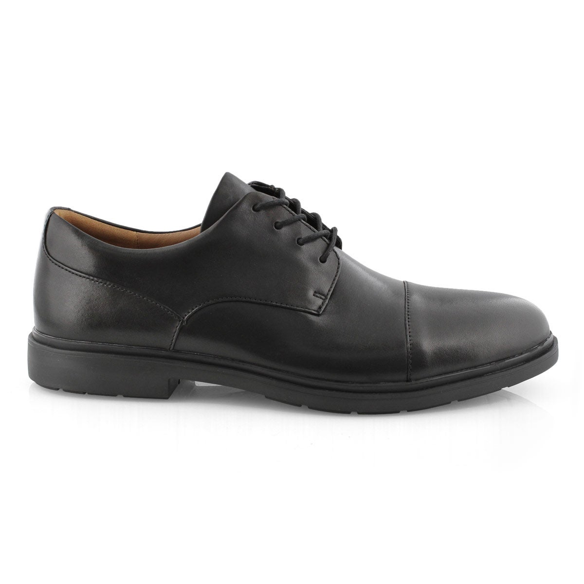 Mns UnTailor Cap blk dress oxford wide