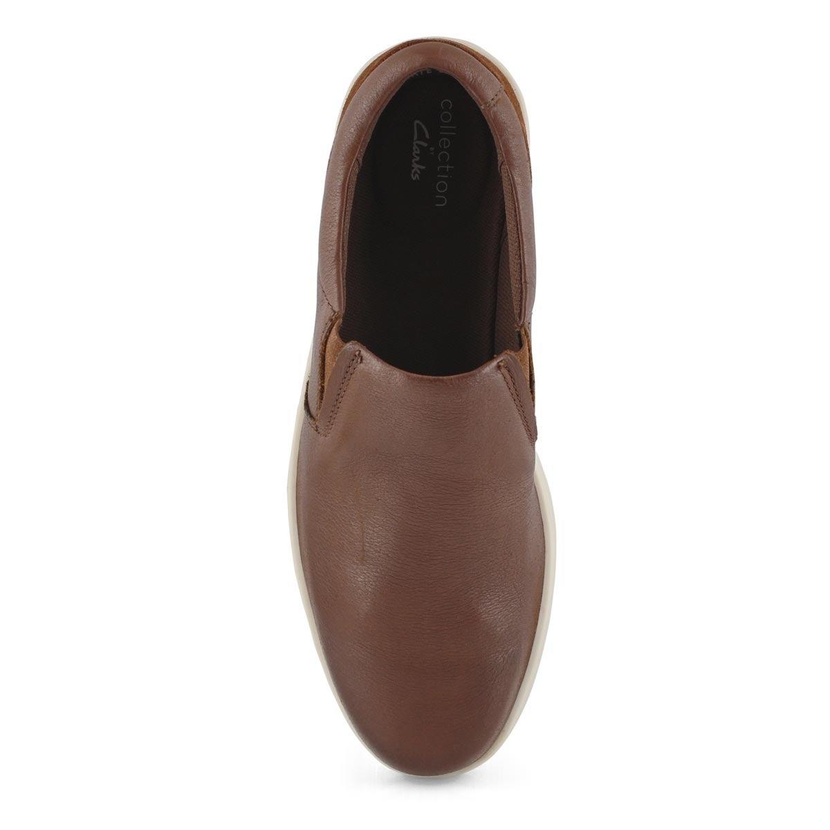 Mns Kitna Free mahogany slip on loafer