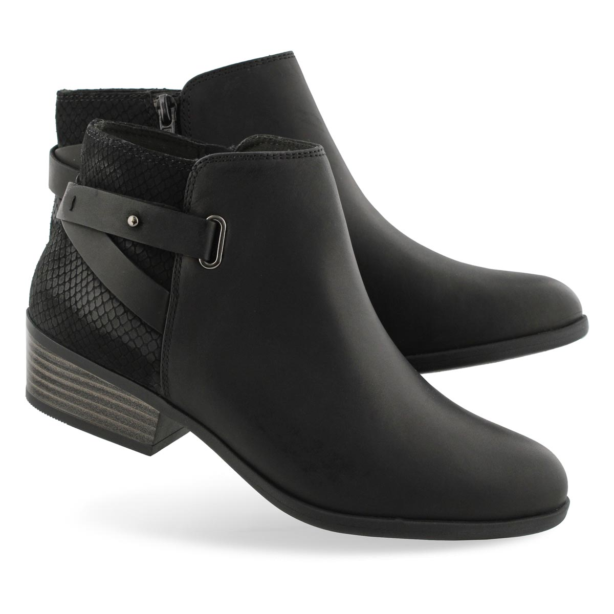 Lds Addiy Gladys black casual bootie