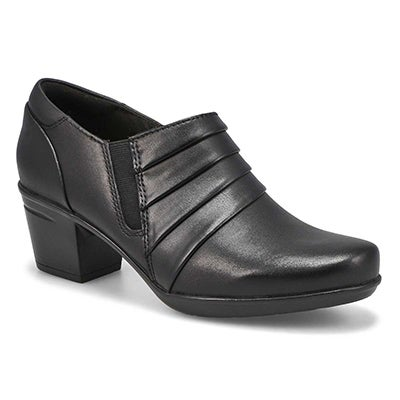 Lds Emslie Guide black dress heel