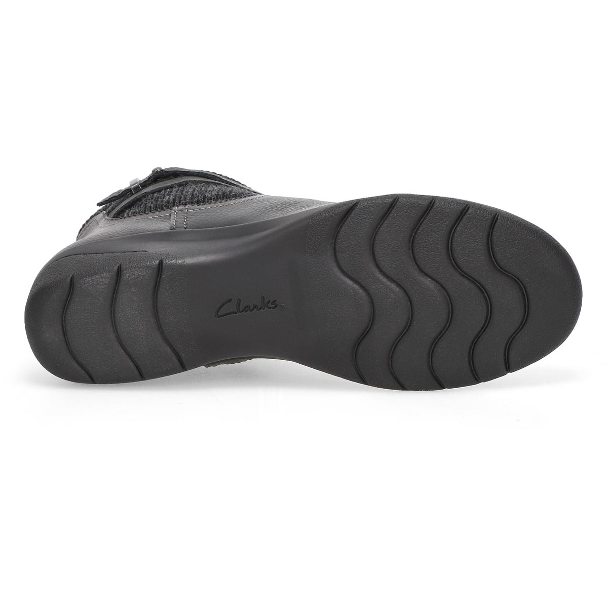 Lds Cheyn Kisha blk casual ankle boot