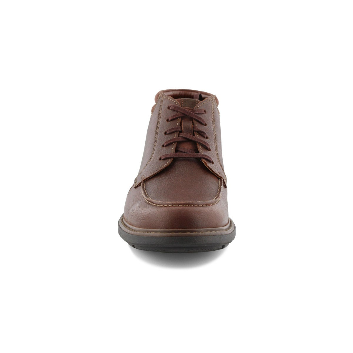 Mns Rendell Rise mahogany ankle boot