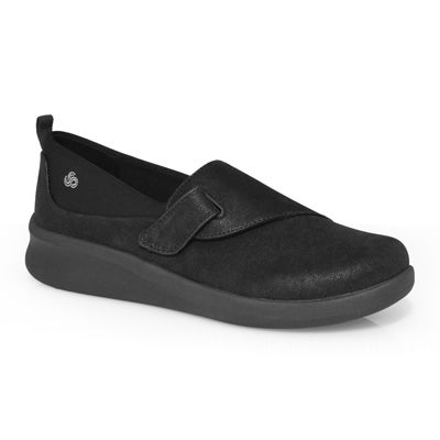 Lds Sillian 2.0 Ease black slip on shoe
