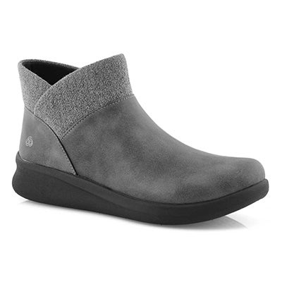 Lds Sillian 2.0 Dusk grey slip on boot