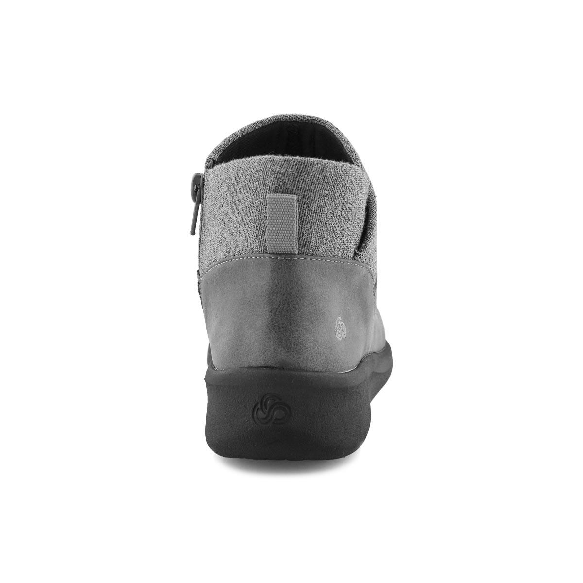 Lds Sillian 2.0 Dusk grey slip on boot