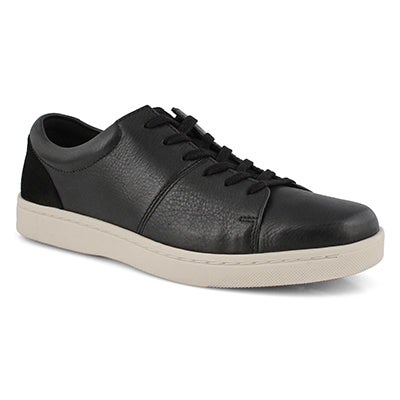 Mns Kitna Vibe black casual oxford