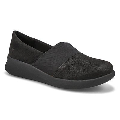 Lds Sillian 2.0 Moon black casual loafer