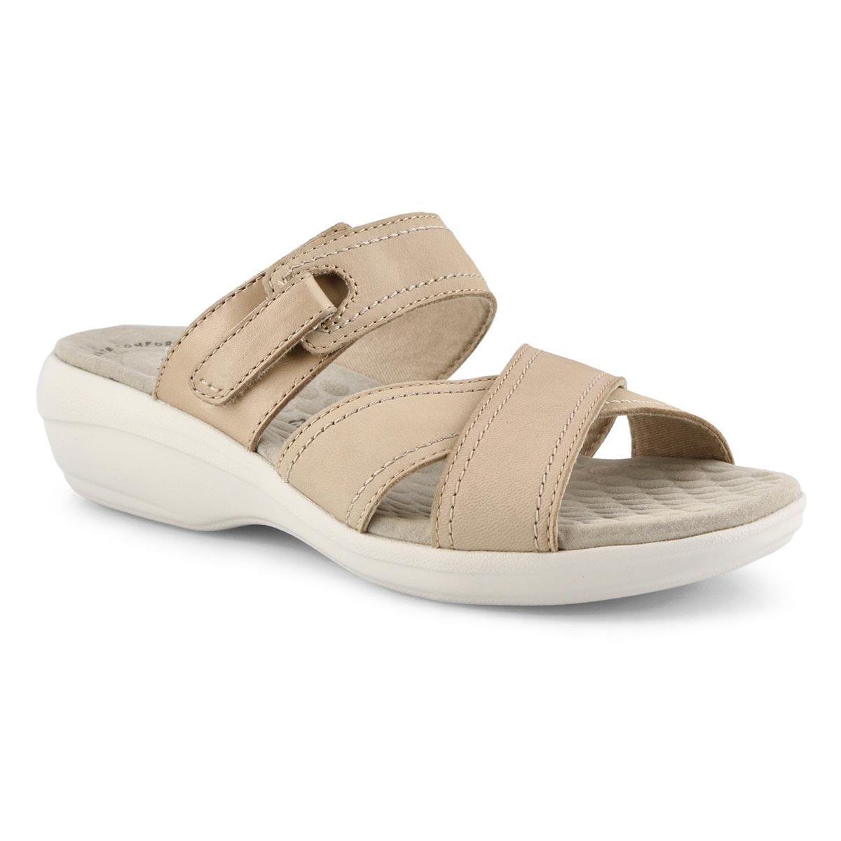 Lds Alexis Art sand casual slide sandal
