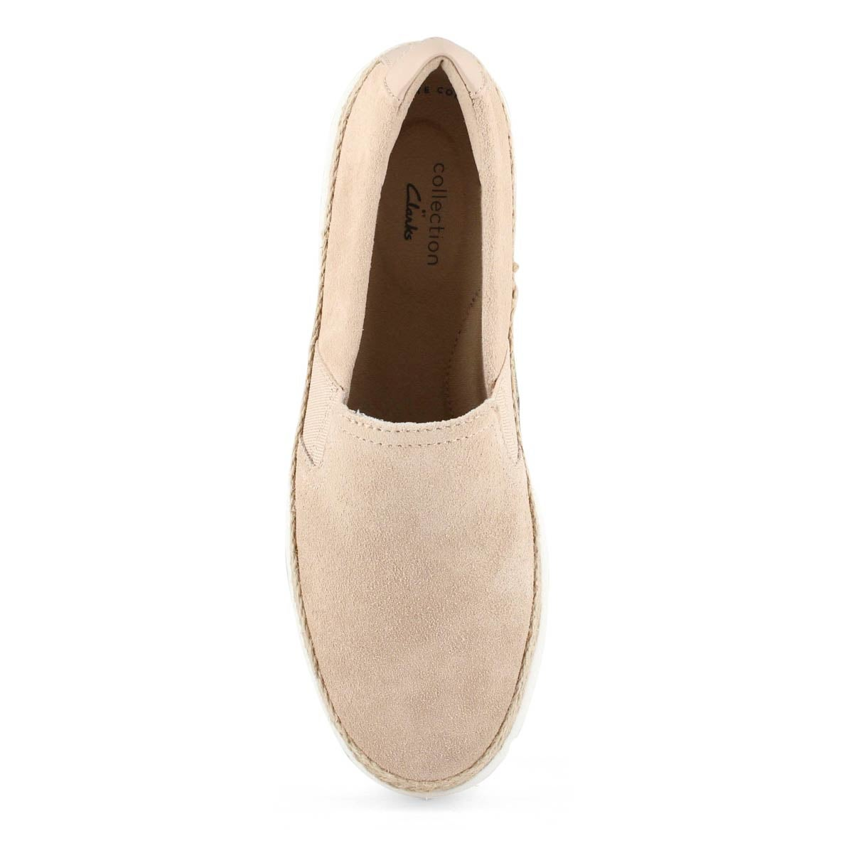 Lds Marie Sail blush slip on